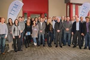 Das Team von LTM in Ulm<br />