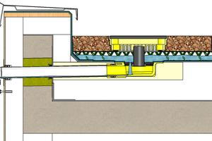 """Regenrückhaltung eingebaut: """"SitaMore Retention"""" führt die Regenspende zeitverzögert ab und entlastet so die Kanalisation bei Starkregen."""