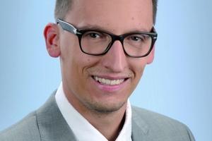 Daniel Weniger, neuer Außendienstmitarbeiter im Technischen Vertrieb für Kältesysteme bei Systemair.