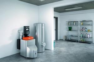 """Der """"Vitorondens 200-T"""" ist ein preisattraktiver Brennwertkessel mit Wärmeleistungen von 20,2 bis 53,7 kW<br />"""