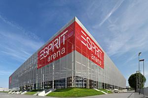 """Unter dem Titel """" Herausforderungen in der Gebäudeentwässerung – Sicherheitsaspekte, Trends und Lösungsansätze"""" lädt der Entwässerungsspezialist am 23. Oktober 2013 zu einem Fachsymposium in die """"Esprit arena"""" in Düsseldorf"""