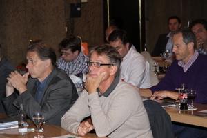 Teilnehmer beim TGA Fachforum Wassermanagement in Kassel