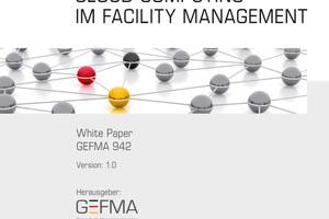"White Paper zum Thema ""Cloud Computing im FM"""