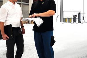 Anlagenplanung von Druckluftanlagen<br />