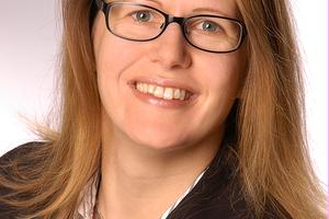 Geschäftsführerin Annett Wettig