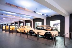 Blick in die Ausstellungsräume<br />