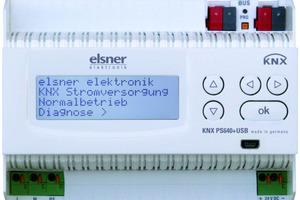 """""""KNX PS640+USB"""" Spannungsversorgung und USB-Schnittstelle<br />"""