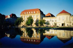 Das Bundesministerium für Wirtschaft und Energie in Berlin <br /><br />