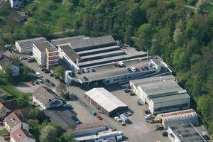 Die Firmenzentrale befindet sich seit 50 Jahren in Weinstadt (Foto: Cemo)