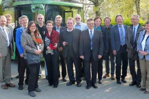 Die Arbeitstagung der Heizungstechnik-Professoren an deutschen Fachhochschulen fand 2015 in Gelsenkirchen statt.