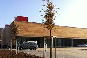 Der Passivhaus-Verbrauchermarkt in Hannover-Wettbergen