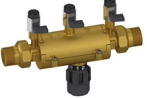"""Der Systemtrenner """"BA 6610 in-line LF"""" sichert die Trinkwasserqualität nach DIN EN 1717 sowie DIN 1988-100 bis Flüssigkeitskategorie 4 ab.<br />"""