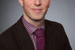 Benjamin Köstlin als Systemberater Brandschutz  bei Hekatron