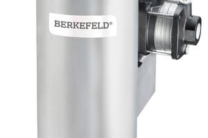"""Eine flexible Lösung für Heizungssysteme mit einem Inhalt von bis ca. 4000 l ist der """"BerkeSelect midi"""""""