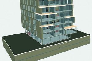 Darstellung einzelner Planungsschritte in 3D<br />