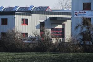 Bei OL plastik in Blomberg-Donop wurde eine Lagerhalle in eine Produktionshalle umgebaut