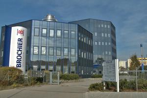 Hauptsitz der Brochier-Gruppe in Nürnberg
