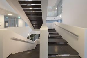 Optik und Technik müssen sich ergänzen, wie es im Allianz-Hochhaus in Zürich in gelungener Form umgesetzt wurde<br />