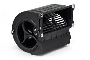 Auszug aus der Baureihe: Energiesparende GreenTech EC-Ventilatoren für den Einsatz in Fan Coils<br />
