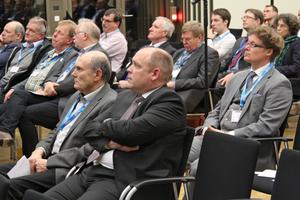 Teilnehmer der DKV-Mitgliederversammlung in Kassel