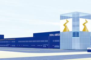 Ein Werksneubau für Antriebstechnik/Automotive (Elektro-Busse) wird 2013 in Hohenlohe errichtet