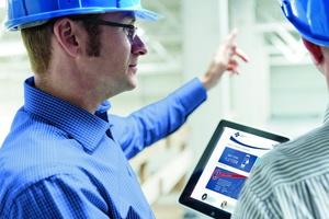 """Die """"Smart Doyma""""-Plattform kann ein hilfreiches Werkzeug auf der Baustelle sein."""