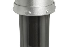 """Die """"permaster black"""" Filter-Druckminderer-Kombination überzeugt durch ein neues Design mit lebensmittelechter Verzinnung und schwarz getönter Filtertasse zum Schutz gegen Algenbildung."""