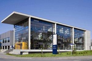 Der Firmensitz der Solarwatt GmbH in Dresden.<br />
