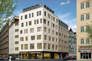 Das Projekt Zweibrückenstraße, Architekt: Brückner Architekten GmbH<br /><br /><br />