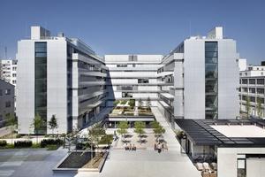 Die Spie GmbH ist weiterhin verantwortlich für technische Dienst- und Werkleistungen am Hauptsitz von Rohde & Schwarz in München.   (Foto: R&S Immobilienmanagement GmbH)