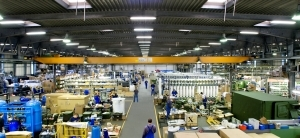 Der Hauptsitz der VWS Deutschland GmbH in Celle: Am Hauptsitz in Celle befindet sich auch der größte aller vier weltweiten Fertigungsstandorte der Veolia Wassertechniksparte