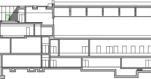 """<div class=""""grafikueberschrift"""">Gebäudeschnitt</div>"""