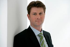 Risikomanagement-Experte Christan Els, Geschäftsführer der SMR Strategische Management- und Risikoberatungs GmbH