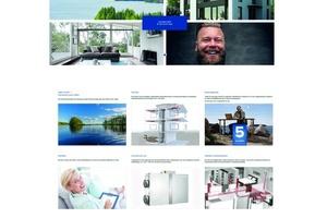 Im Zuge der Umfirmierung von Heinemann auf Vallox wurde die Homepage der Dachmarke völlig neu gestaltet, strukturiert und aufgesetzt.
