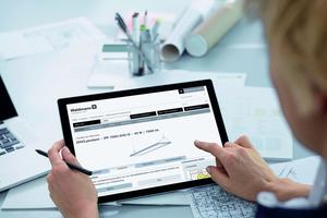"""Der Lichtrechner steht unter <a href=""""http://www.waldmann.com"""" target=""""_blank"""">www.waldmann.com</a> zur Nutzung bereit."""