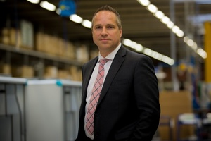 Roland Kasper, neuer CEO der schwedischen Systemair-Gruppe.