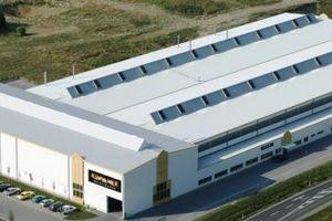 Die Sunline Deckenstrahlungsheizungen GmbH feierte im September 2012 ihr 10-jähriges Bestehen am Standort im thüringischen Dingelstädt