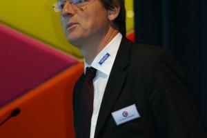 Dr. Bruno Lüdemann stellte verschiedene Simulationswerkzeuge vor<br />