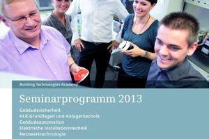 Die BT Academy stellt ihr 110 Seiten starkes Seminarangebot für das Jahr 2013 vor
