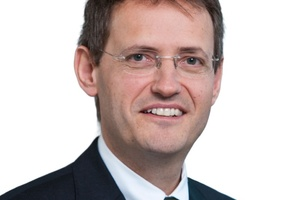 Ernst Lutz leitet das Business Development im Grundfos-Konzern.