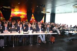 Die Wahlen wurden von den Mitgliedern des FGK auch in diesem Jahr zügig durchgeführt<br />