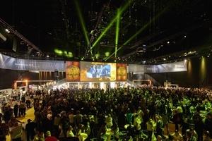 Insgesamt kamen mehr als 14.000 Besucher zu den sieben Veranstaltungen.  (Foto: Viega)