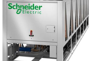 """Kühlsystem """"Aquaflair"""" von Schneider Electric"""