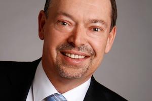 André Schweitzer künftig Regional Sales Director für Zentraleuropa.