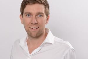 David Korbach wechselte vom Innen- in den Außendienst. (Foto: Airflow Lufttechnik GmbH)