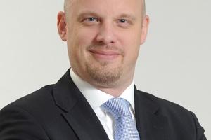 Niels Lorenz ist der neue Buderus-Vertriebsbereichsleiter Nord mit Sitz in Hamburg. (Foto: Buderus)