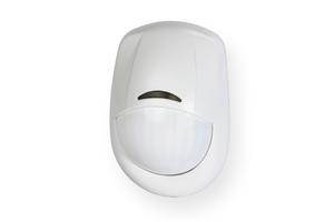 Ein optionaler Bewegungssensor sorgt für Frischluft nach Bedarf. Je nach Aktivität im Bereich des Sensors startet das Gerät oder stoppt nach einer vorprogrammierten Nachlaufzeit.