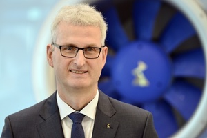 Dr. Klaus Weiß wird als zusätzlicher Vorstand für die Produktion bei Ziehl-Abegg verantwortlich.