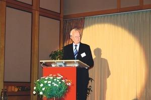 """Nachdenkliche Töne gab es von Chairman Werner Rolles zum Thema """"Die Klimakatastrophe – was sie ist und was sie für uns bedeutet""""<br />"""