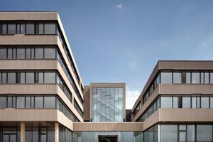 """Das Technologiezentrum """"aspern IQ"""" ist der erste Hochbau der Seestadt Aspern in Wien<br />"""